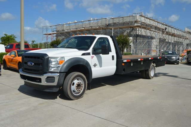 2011 F-550 Regular Cab DRW, Platform Body #B78726C - photo 7
