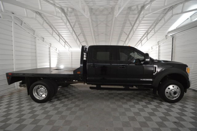 2017 F-550 Crew Cab DRW 4x4, Platform Body #B82765 - photo 3