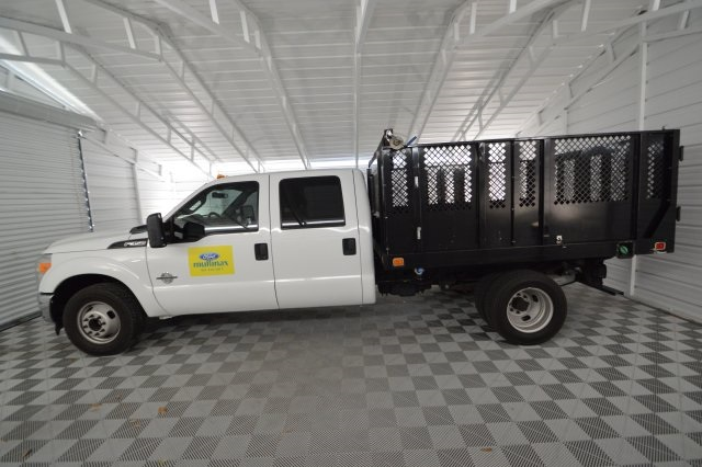 2012 F-350 Crew Cab DRW, Cab Chassis #B89817 - photo 5