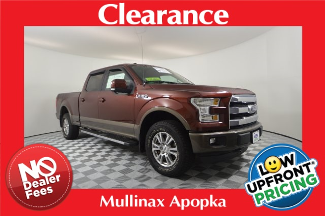 2015 F-150 SuperCrew Cab 4x4,  Pickup #C08986F - photo 1