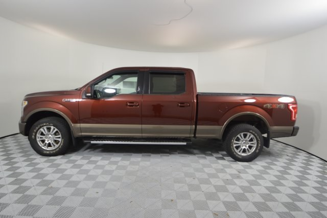 2015 F-150 SuperCrew Cab 4x4,  Pickup #C08986F - photo 10