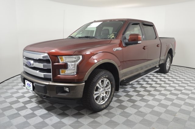 2015 F-150 SuperCrew Cab 4x4,  Pickup #C08986F - photo 11