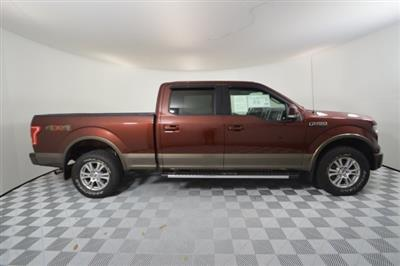 2015 F-150 SuperCrew Cab 4x4,  Pickup #C08986F - photo 3