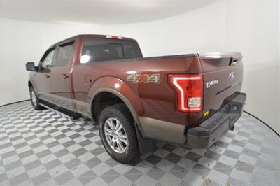 2015 F-150 SuperCrew Cab 4x4,  Pickup #C08986F - photo 5