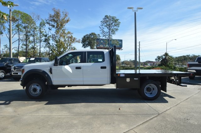 2019 F-450 Crew Cab DRW 4x2,  Platform Body #C17632F - photo 11