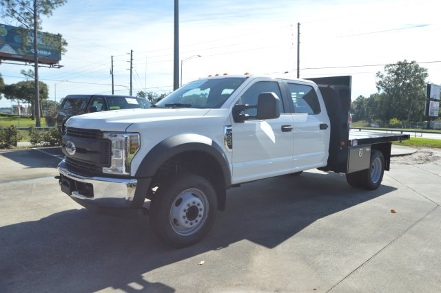 2019 F-450 Crew Cab DRW 4x2,  Platform Body #C17632F - photo 12