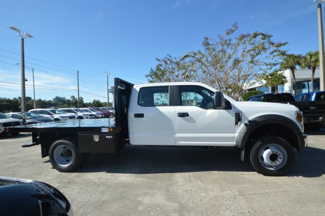 2019 F-450 Crew Cab DRW 4x2,  Platform Body #C17632F - photo 3