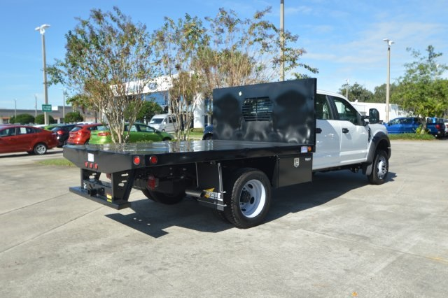2019 F-450 Crew Cab DRW 4x2,  Platform Body #C17632F - photo 2