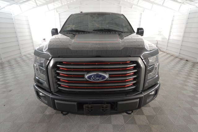 2016 F-150 SuperCrew Cab 4x4,  Pickup #C21147M - photo 12