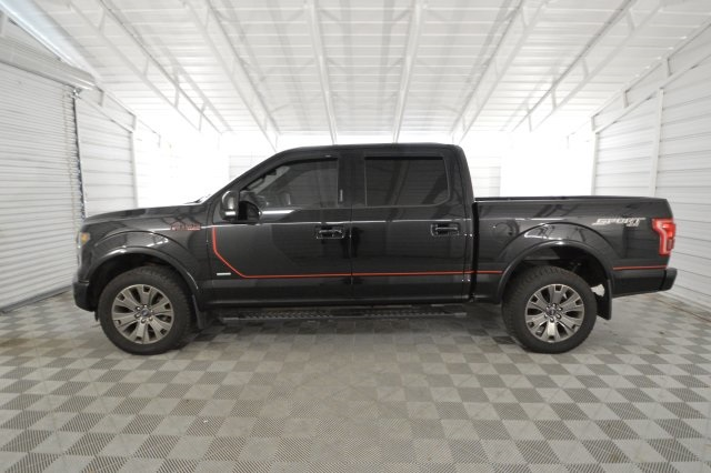 2016 F-150 SuperCrew Cab 4x4,  Pickup #C21147M - photo 8