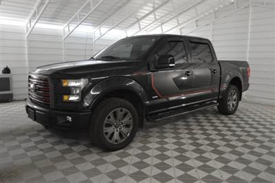 2016 F-150 SuperCrew Cab 4x4,  Pickup #C21147M - photo 10