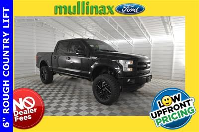 2017 F-150 SuperCrew Cab 4x4,  Pickup #C40488M - photo 1