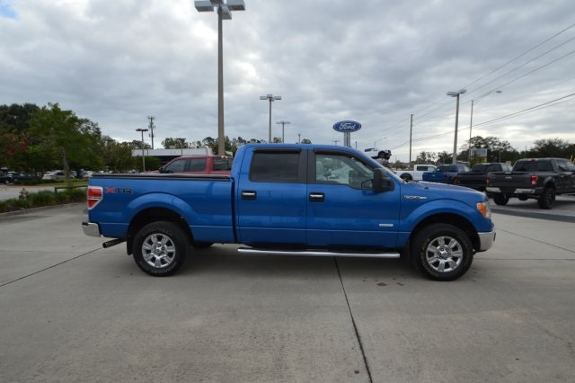 2012 F-150 Super Cab 4x4, Pickup #C43197M - photo 3