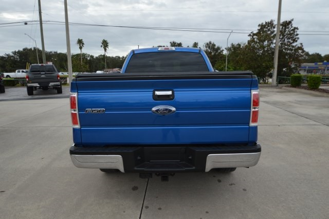 2012 F-150 Super Cab 4x4, Pickup #C43197M - photo 4
