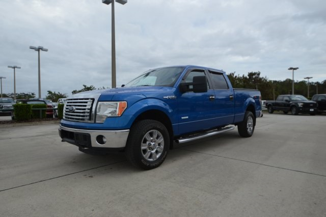 2012 F-150 Super Cab 4x4, Pickup #C43197M - photo 9