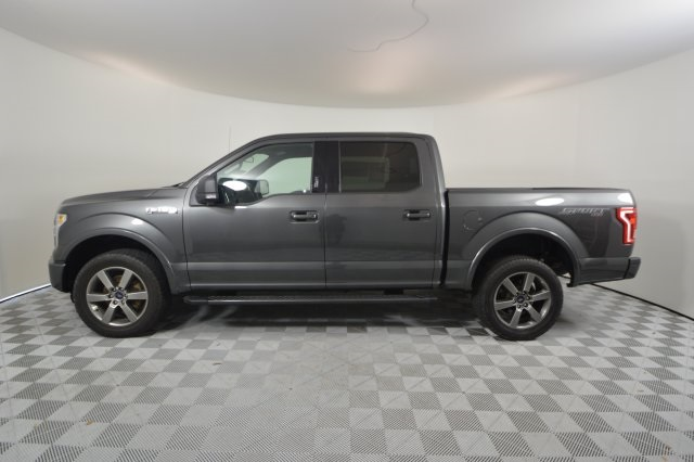 2016 F-150 SuperCrew Cab 4x4,  Pickup #C43908M - photo 11