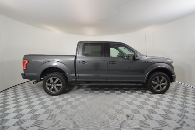 2016 F-150 SuperCrew Cab 4x4,  Pickup #C43908M - photo 3