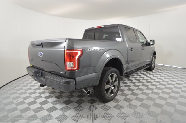 2016 F-150 SuperCrew Cab 4x4,  Pickup #C43908M - photo 2