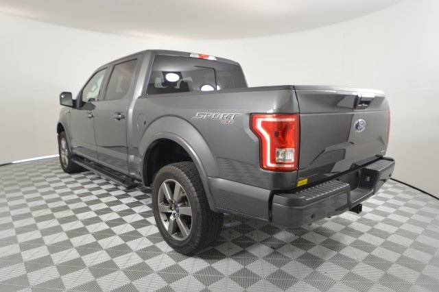 2016 F-150 SuperCrew Cab 4x4,  Pickup #C43908M - photo 5