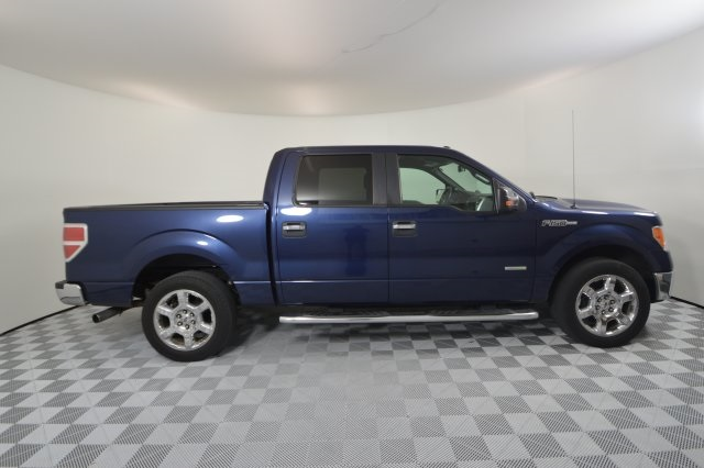 2013 F-150 SuperCrew Cab 4x2,  Pickup #C54346 - photo 3