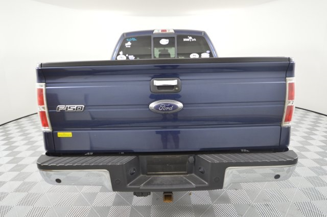 2013 F-150 SuperCrew Cab 4x2,  Pickup #C54346 - photo 4