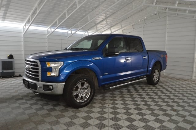 2017 F-150 SuperCrew Cab 4x4,  Pickup #C62779M - photo 11