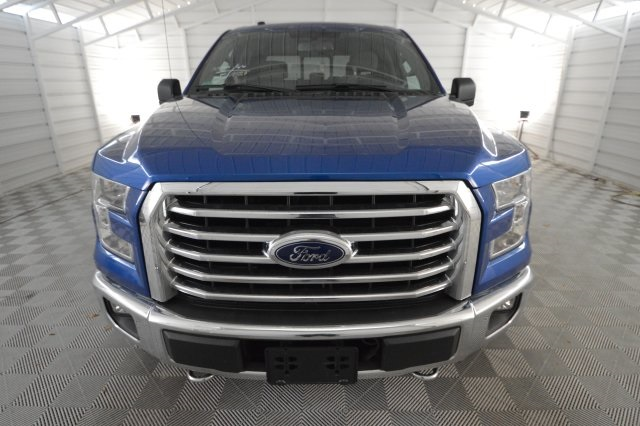 2017 F-150 SuperCrew Cab 4x4,  Pickup #C62779M - photo 13