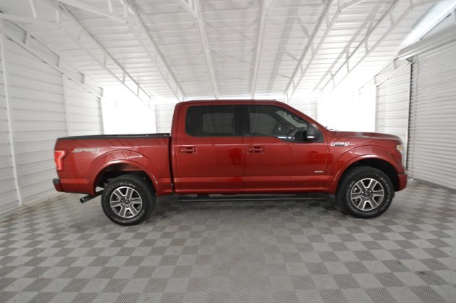 2016 F-150 SuperCrew Cab 4x4,  Pickup #C68239M - photo 3