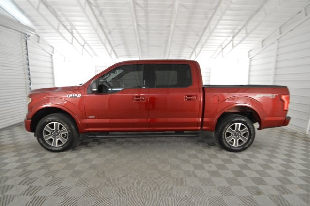 2016 F-150 SuperCrew Cab 4x4,  Pickup #C68239M - photo 9