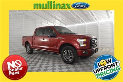 2016 F-150 SuperCrew Cab 4x4,  Pickup #C68239M - photo 1