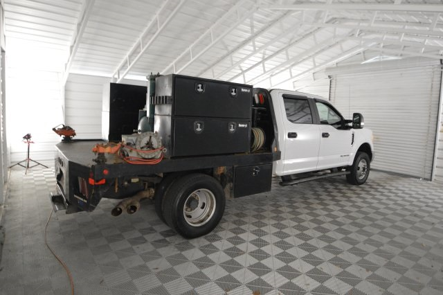 2017 F-350 Crew Cab DRW 4x4,  Platform Body #C68276F - photo 2