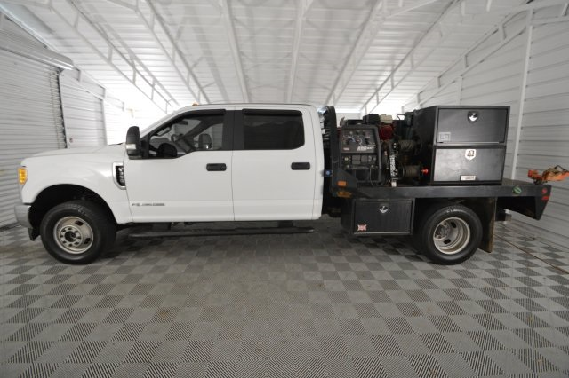 2017 F-350 Crew Cab DRW 4x4,  Platform Body #C68276F - photo 5