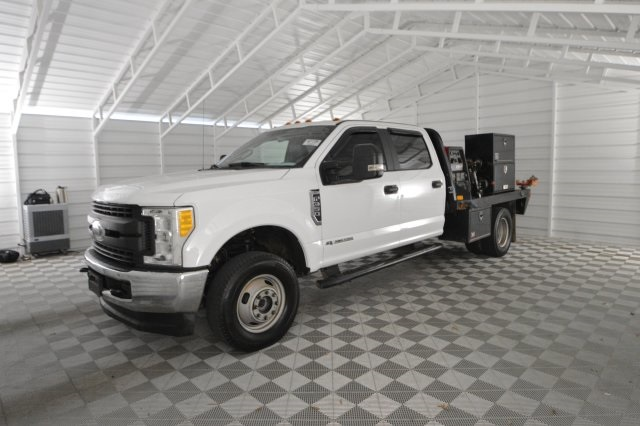 2017 F-350 Crew Cab DRW 4x4,  Platform Body #C68276F - photo 11