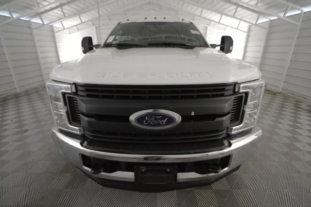 2017 F-350 Crew Cab DRW 4x4,  Platform Body #C68276F - photo 12