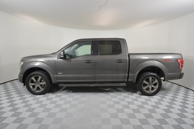 2017 F-150 SuperCrew Cab 4x4,  Pickup #C81941F - photo 10