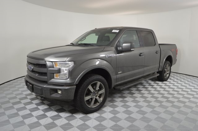 2017 F-150 SuperCrew Cab 4x4,  Pickup #C81941F - photo 11