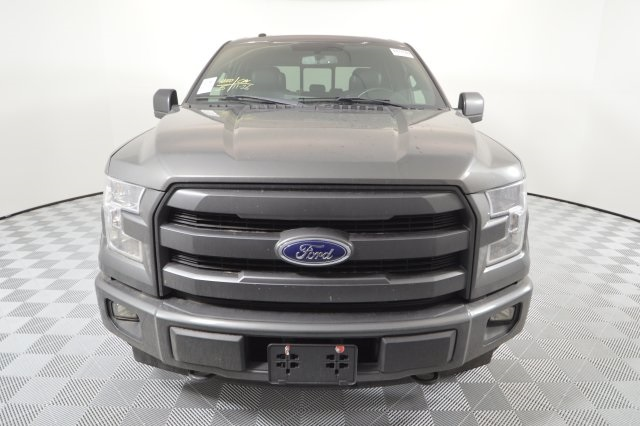 2017 F-150 SuperCrew Cab 4x4,  Pickup #C81941F - photo 12