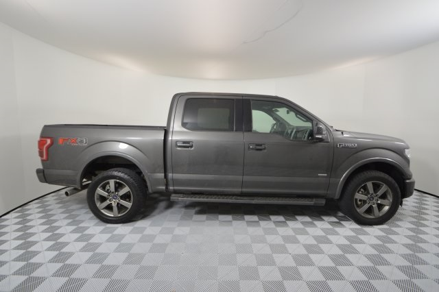 2017 F-150 SuperCrew Cab 4x4,  Pickup #C81941F - photo 3