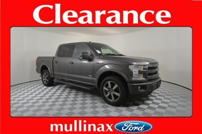 2017 F-150 SuperCrew Cab 4x4,  Pickup #C81941F - photo 1