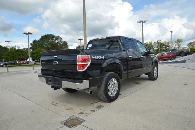 2012 F-150 Super Cab 4x4, Pickup #C86399M - photo 2