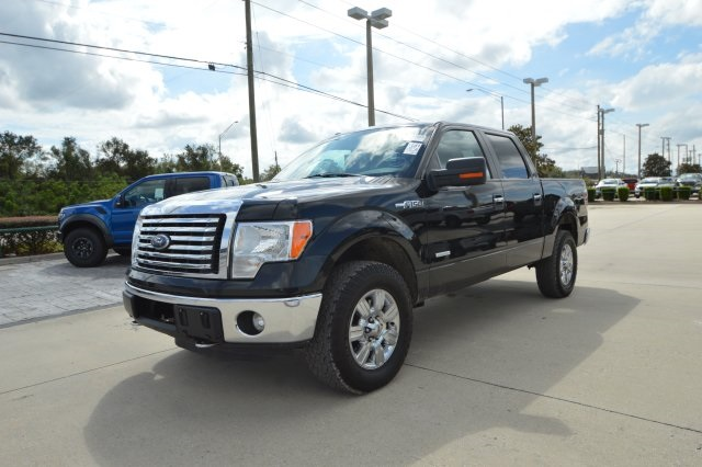 2012 F-150 Super Cab 4x4, Pickup #C86399M - photo 7