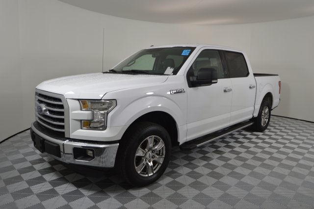 2017 F-150 SuperCrew Cab 4x2,  Pickup #C88168F - photo 12