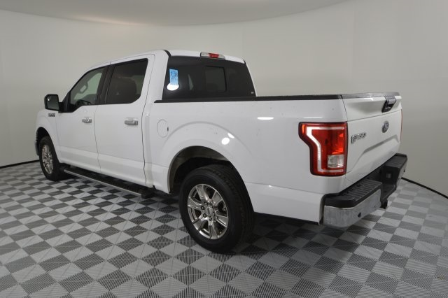 2017 F-150 SuperCrew Cab 4x2,  Pickup #C88168F - photo 9