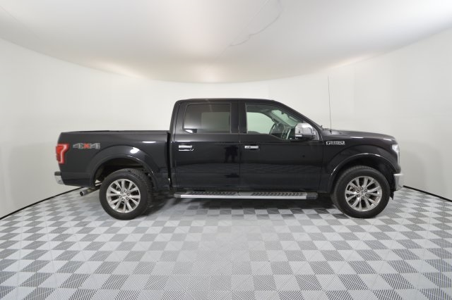 2017 F-150 SuperCrew Cab 4x4,  Pickup #C88756M - photo 3