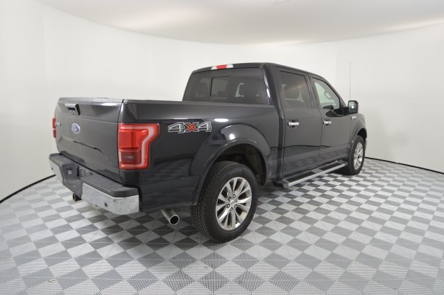 2017 F-150 SuperCrew Cab 4x4,  Pickup #C88756M - photo 2