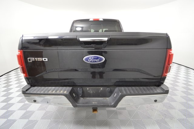 2017 F-150 SuperCrew Cab 4x4,  Pickup #C88756M - photo 4