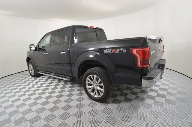 2017 F-150 SuperCrew Cab 4x4,  Pickup #C88756M - photo 5