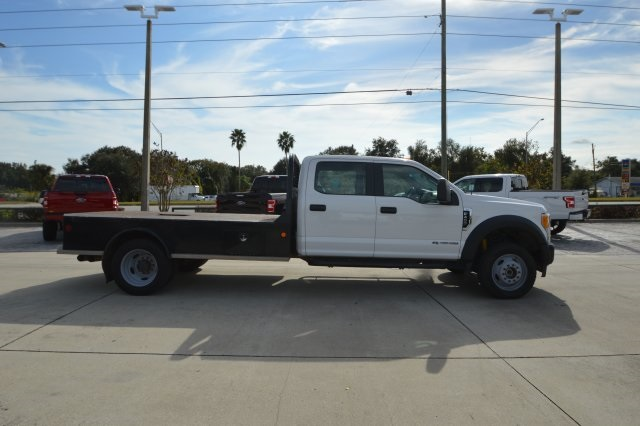 2017 F-450 Crew Cab DRW 4x4,  Platform Body #D43354F - photo 3
