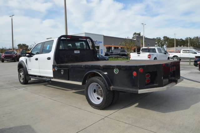2017 F-450 Crew Cab DRW 4x4,  Platform Body #D43354F - photo 5