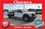 2017 F-450 Crew Cab DRW 4x4,  Platform Body #D43354F - photo 1